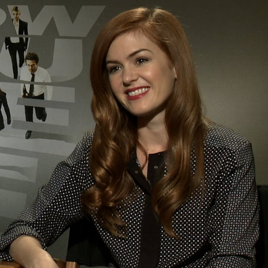 Isla Fisher Interview For Now You See Me | Video