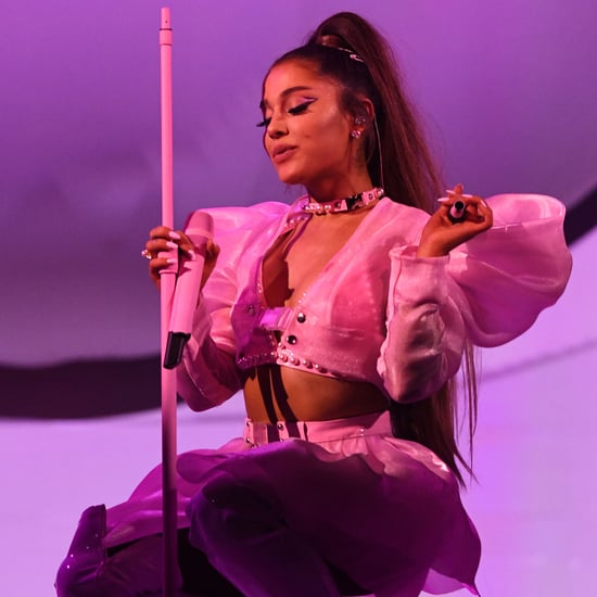 Ariana Grande Sweetener World Tour Live Album Details