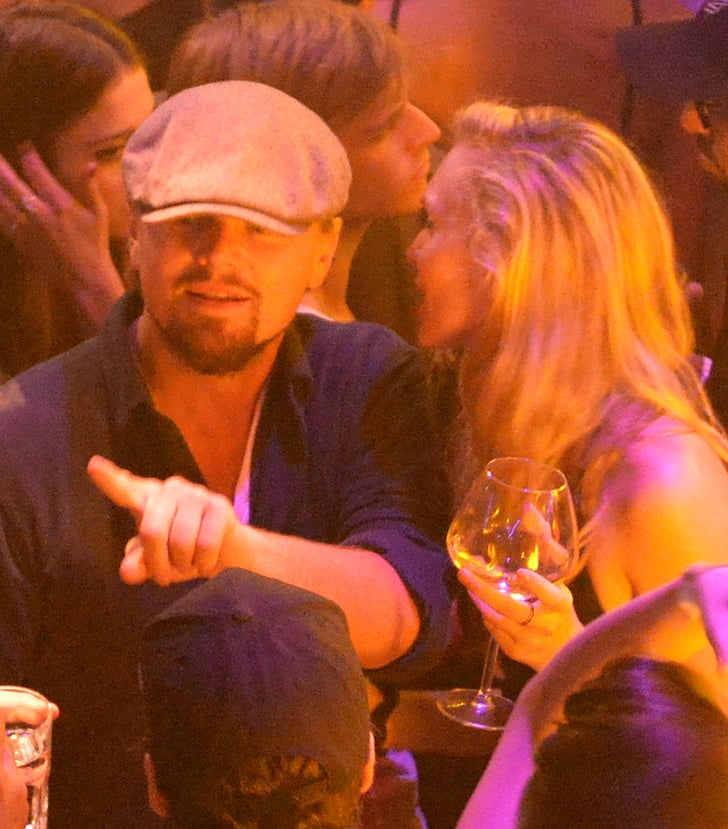 Leonardo DiCaprio and Justin Bieber Bring the Party to Cannes