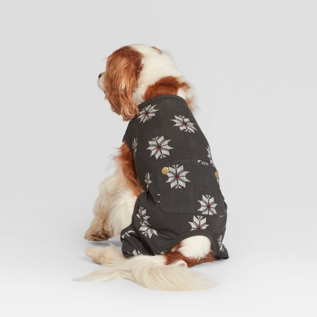 hearth hand with magnolia pet fair isle holiday pajamas cutest dog christmas pajamas 2018. Black Bedroom Furniture Sets. Home Design Ideas