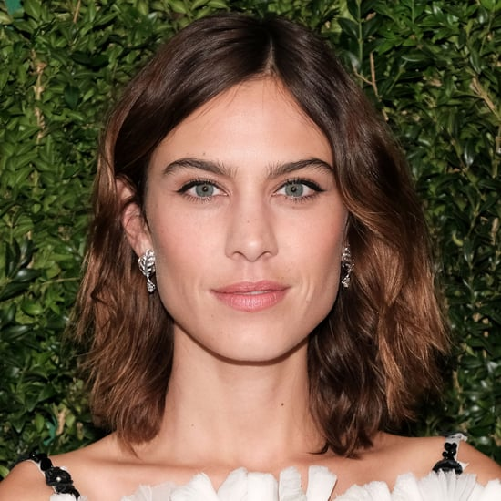 Alexa Chung Short Hair Inspiration Pictures