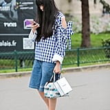 8. If you like gingham . . .