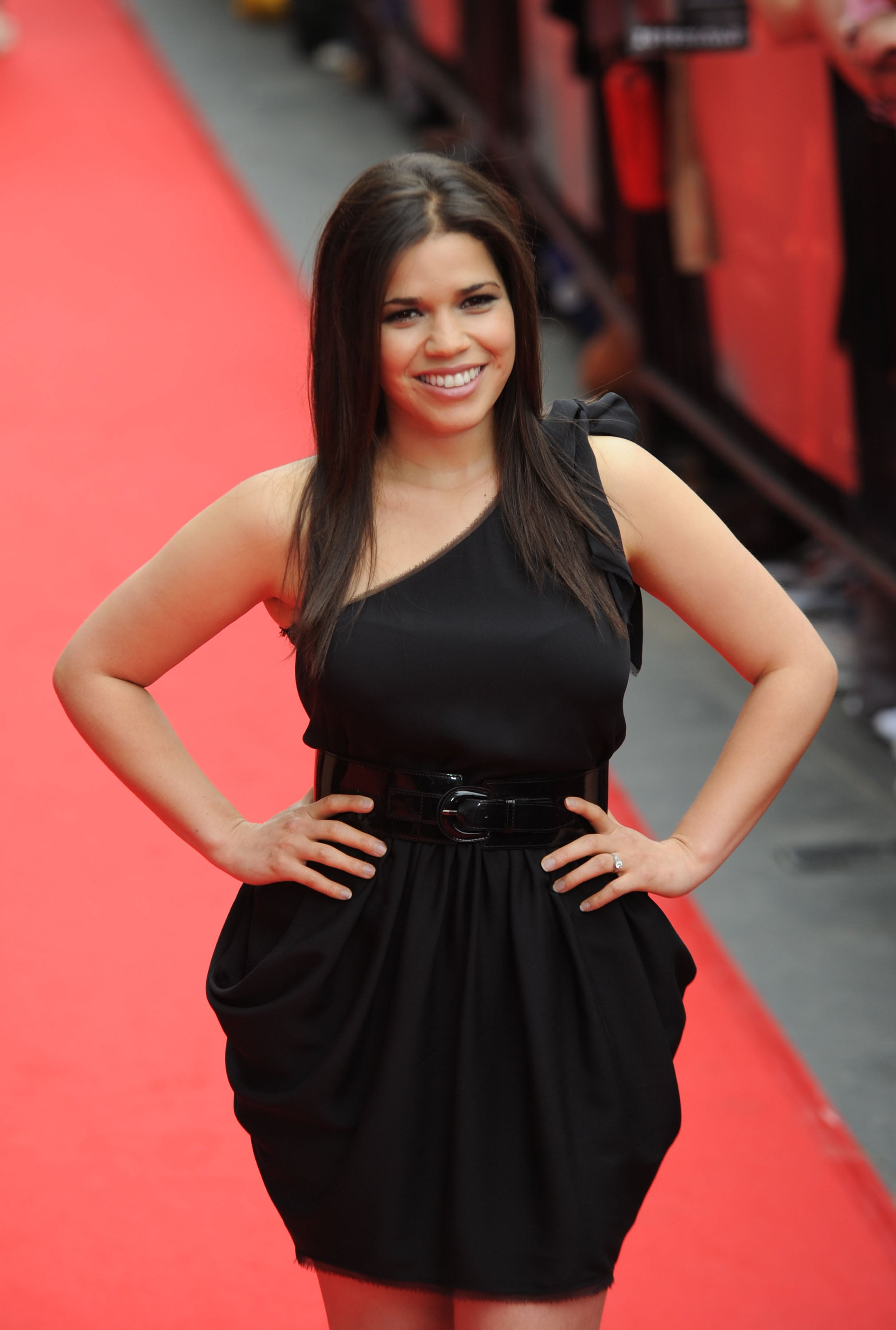 America Ferrera Engaged To Boyfriend Ryan Piers Williams