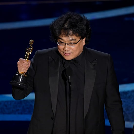 Bong Joon-ho's Best Moments at the 2020 Oscars