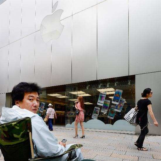 Apple iPhone 5S Lines