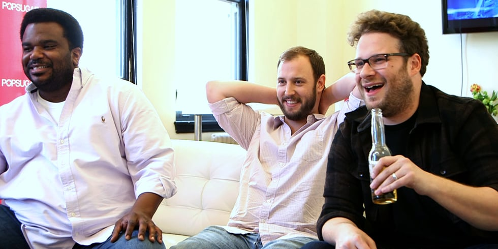Video: Watch Seth Rogen Play the World's Raunchiest Card Game