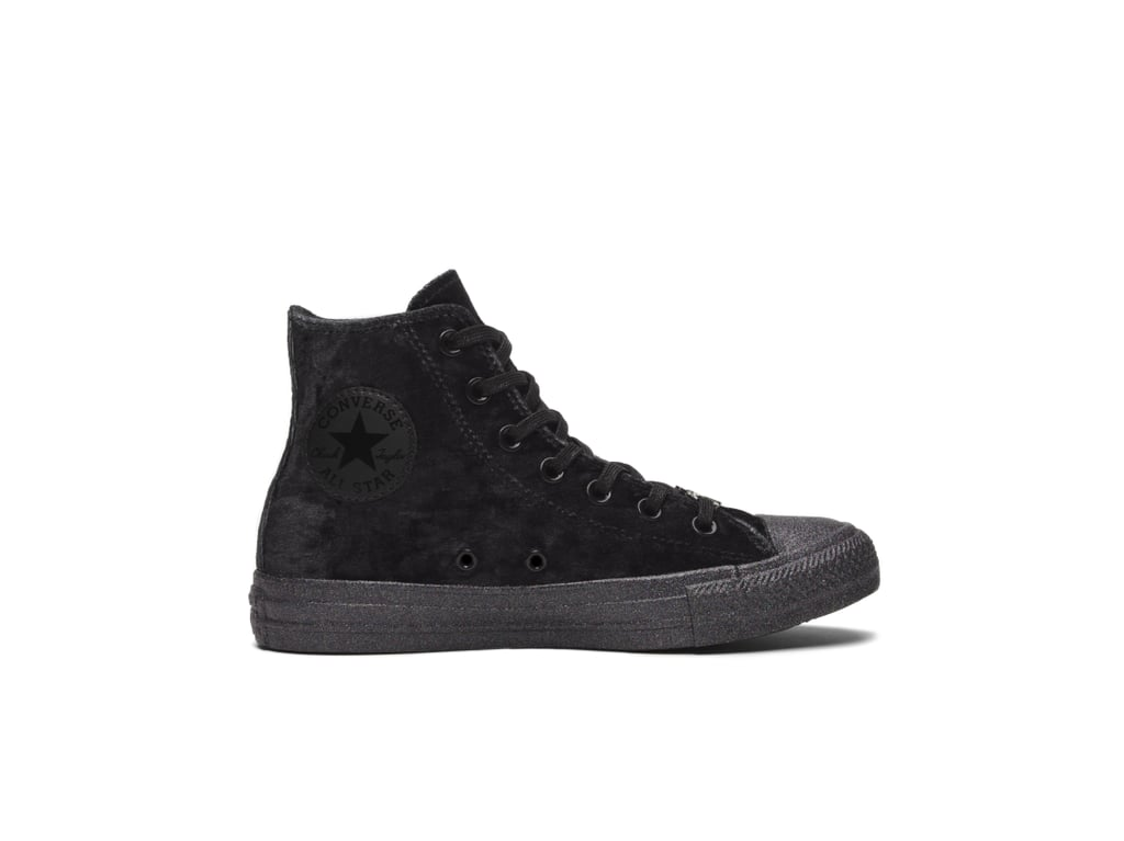 17a7cf297151b5 Converse x Miley Cyrus Chuck Taylor All Star Velvet High Top ( 70 ...