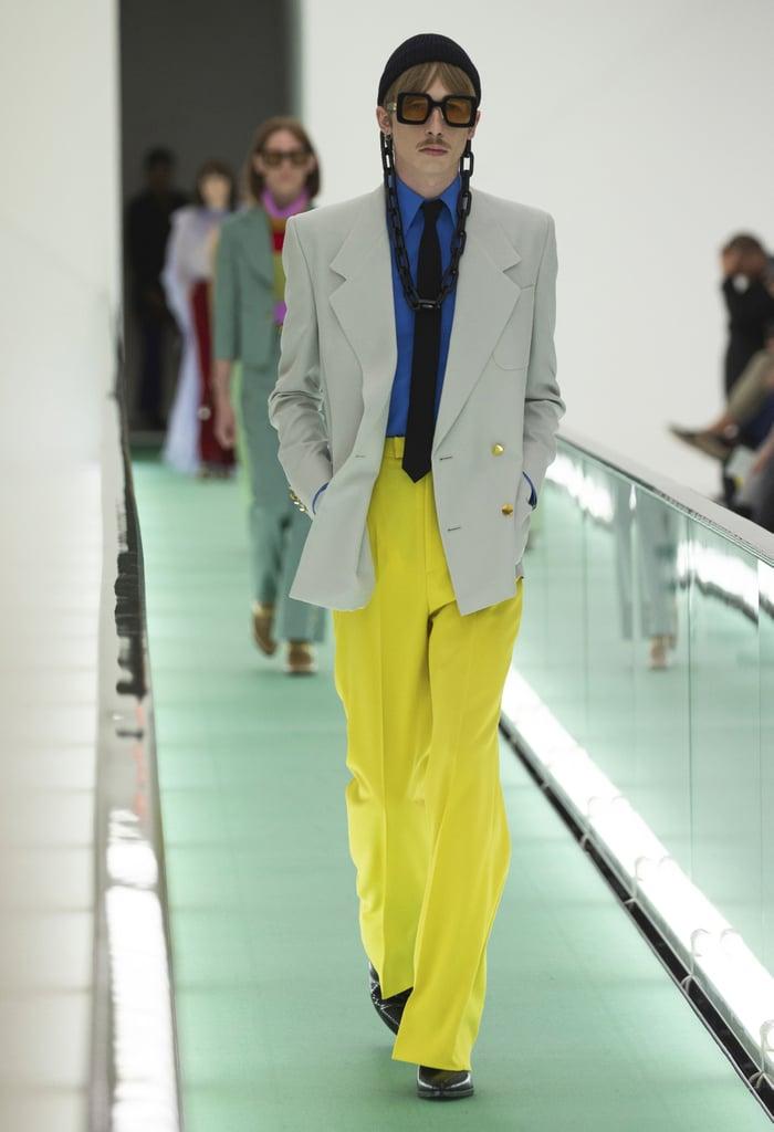 Gucci Runway Show at Fashion Week Spring 2020