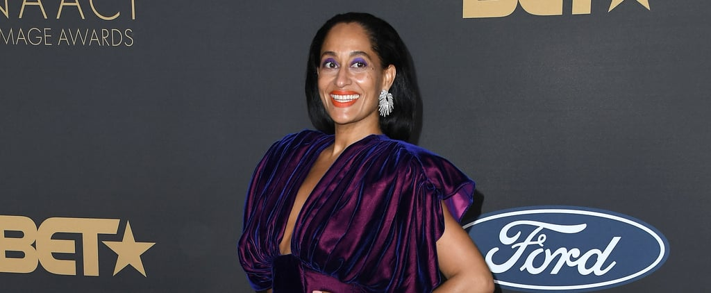 Tracee Ellis Ross's Funny Instagram Workout With Her Trainer