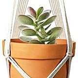 Braided Plant Hanger