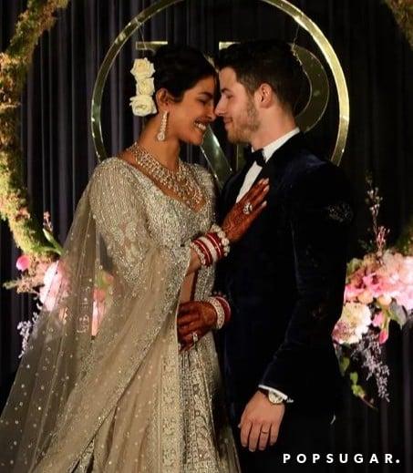 Priyanka Chopra Wedding Outfits Popsugar Fashion Australia