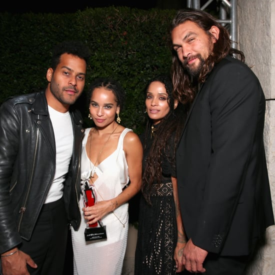 Jason Momoa and Zoe Kravitz Matching Tattoos