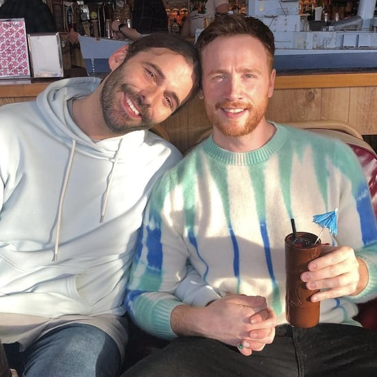 Jonathan Van Ness and Husband Mark Peacock's Cutest Pictures