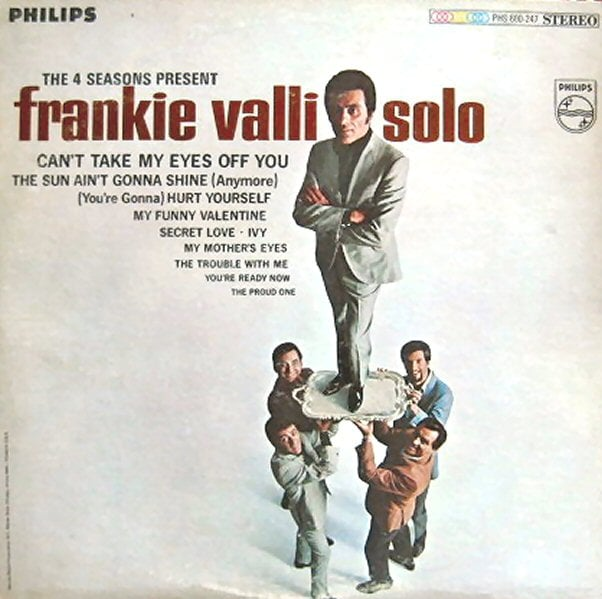 Can T Take My Eyes Off You By Frankie Valli The Four Seasons Wedding Music The Ultimate Oldies Playlist Popsugar Middle East Celebrity And Entertainment Photo 82
