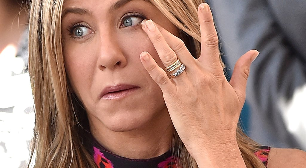 Jennifer Aniston's Wedding Band