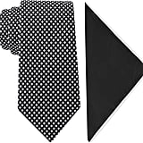 For Him: Tie and Pocket Square Set