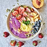 Mango-Mint Smoothie Bowl