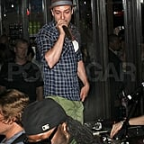 Justin Timberlake's surprise show at Southern Hospitality.