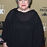 Kathy Bates as Mrs. Who