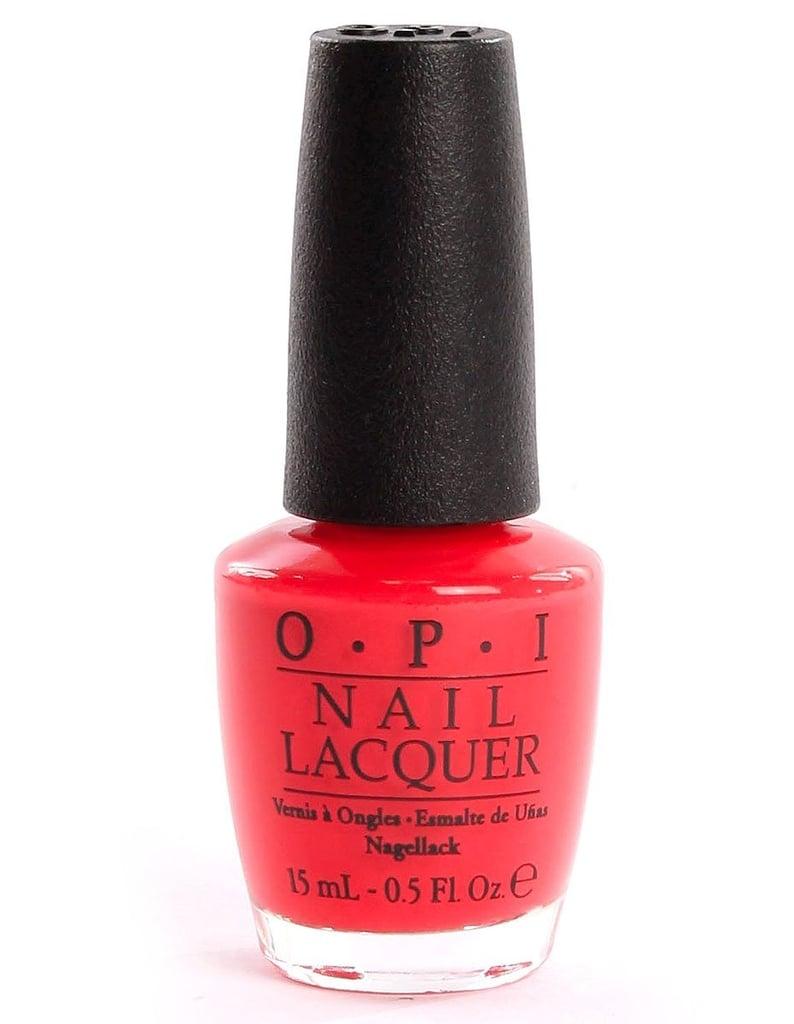 OPI Nail Lacquer in Cajun Shrimp