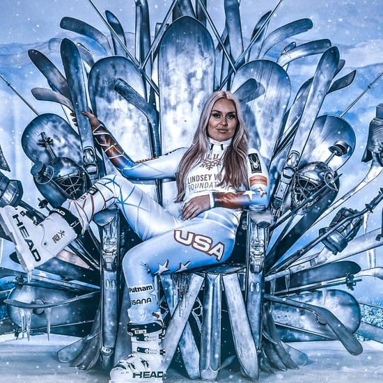 Team USA Game of Thrones Photo Shoot 2018 Winter Olympics