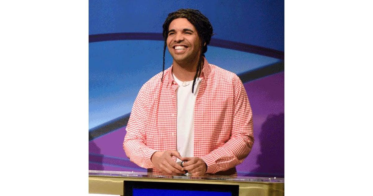 Drake's Black Jeopardy Skit on SNL | Video | POPSUGAR Celebrity