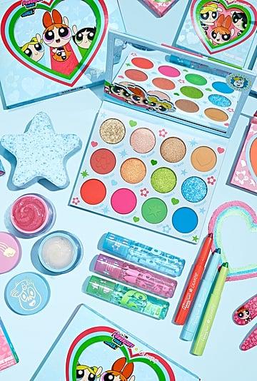 ColourPop Is Releasing a Powerpuff Girls Makeup Collection