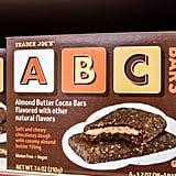 Almond Butter Cocoa Bars
