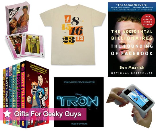 Christmas Gift and Present Ideas For Geeky Guys