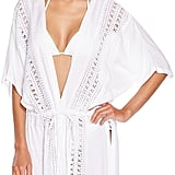 Echo Crochet Inset Kimono Swim Cover Up ($98)