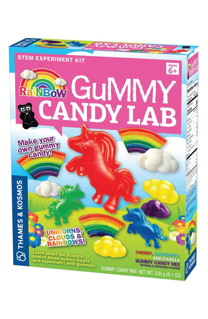Rainbow Gummy Candy Lab Unicorns, Clouds & Rainbows! Science Kit
