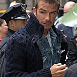 Pictures of Posh and Becks
