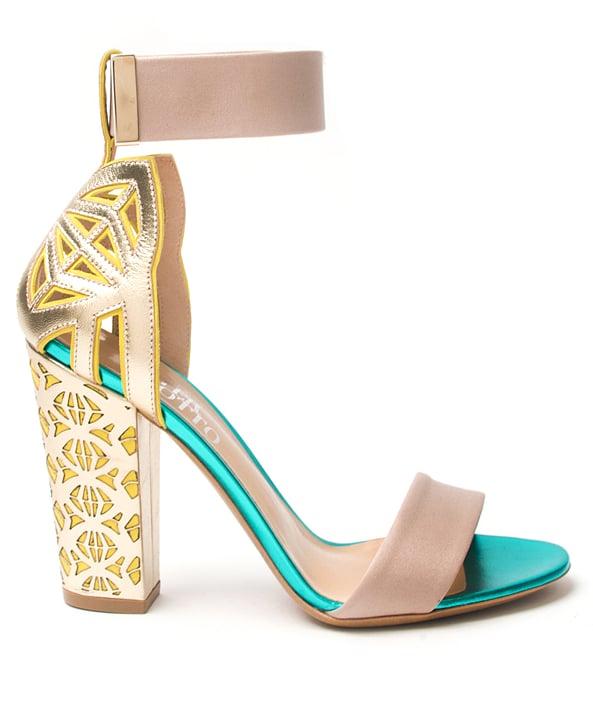 Nicholas Kirkwood Designer Shoes Spring 2014 Pictures