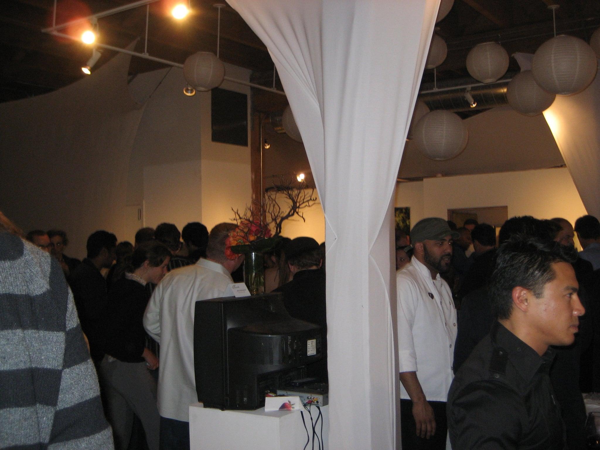 PartySugar Behind The Bash: Taste 2007