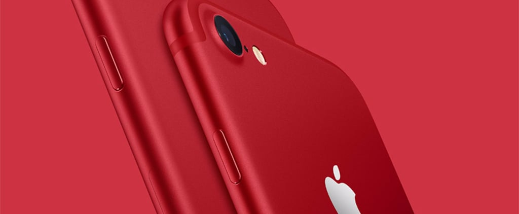 Apple Announced a Red iPhone 7 and iPhone 7 Plus, but There's a Catch