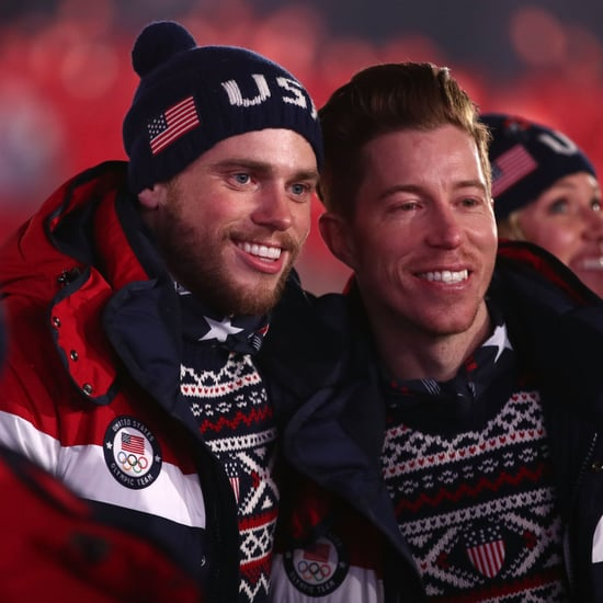 Gus Kenworthy Broken Thumb at 2018 Winter Olympics