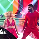 Evanna & Keo's Freestyle – Dancing with the Stars