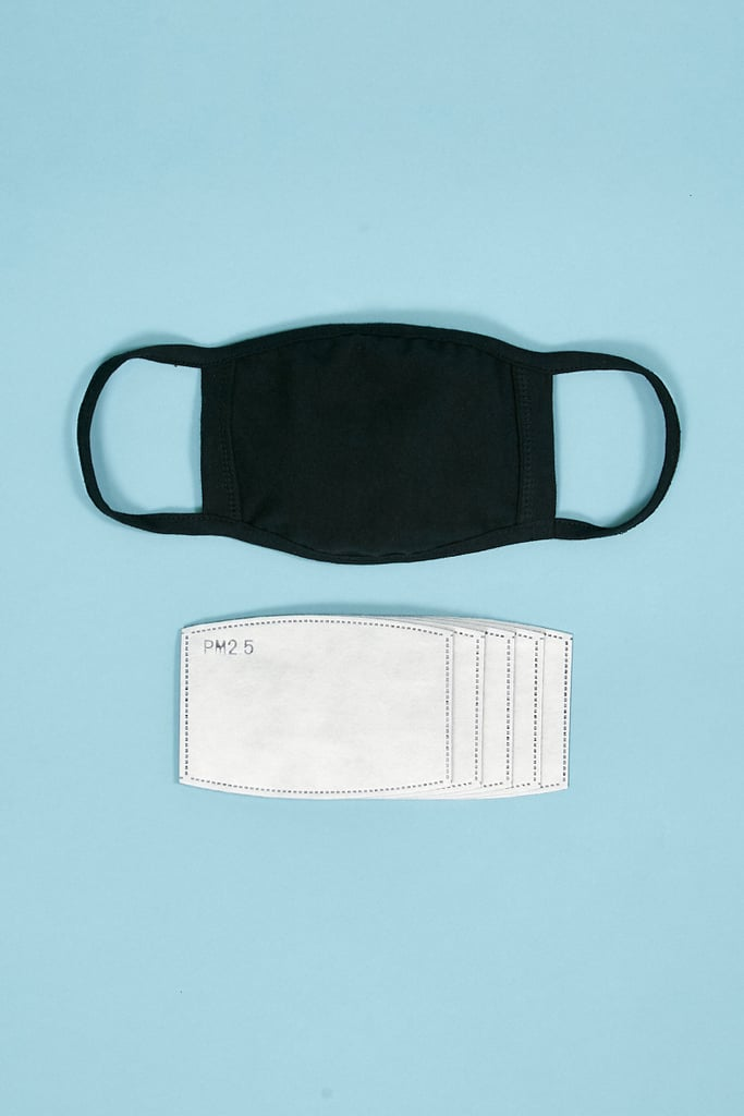Filter Included Pocket Cloth Face Mask