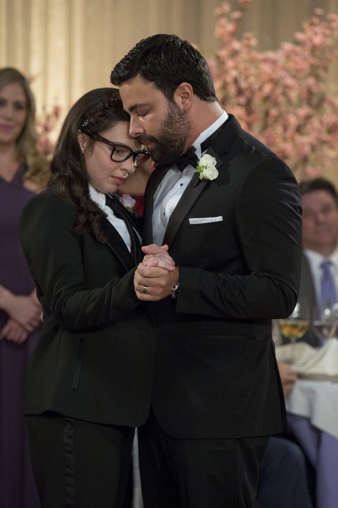 A Bigger Role For Elena and Alex's Dad