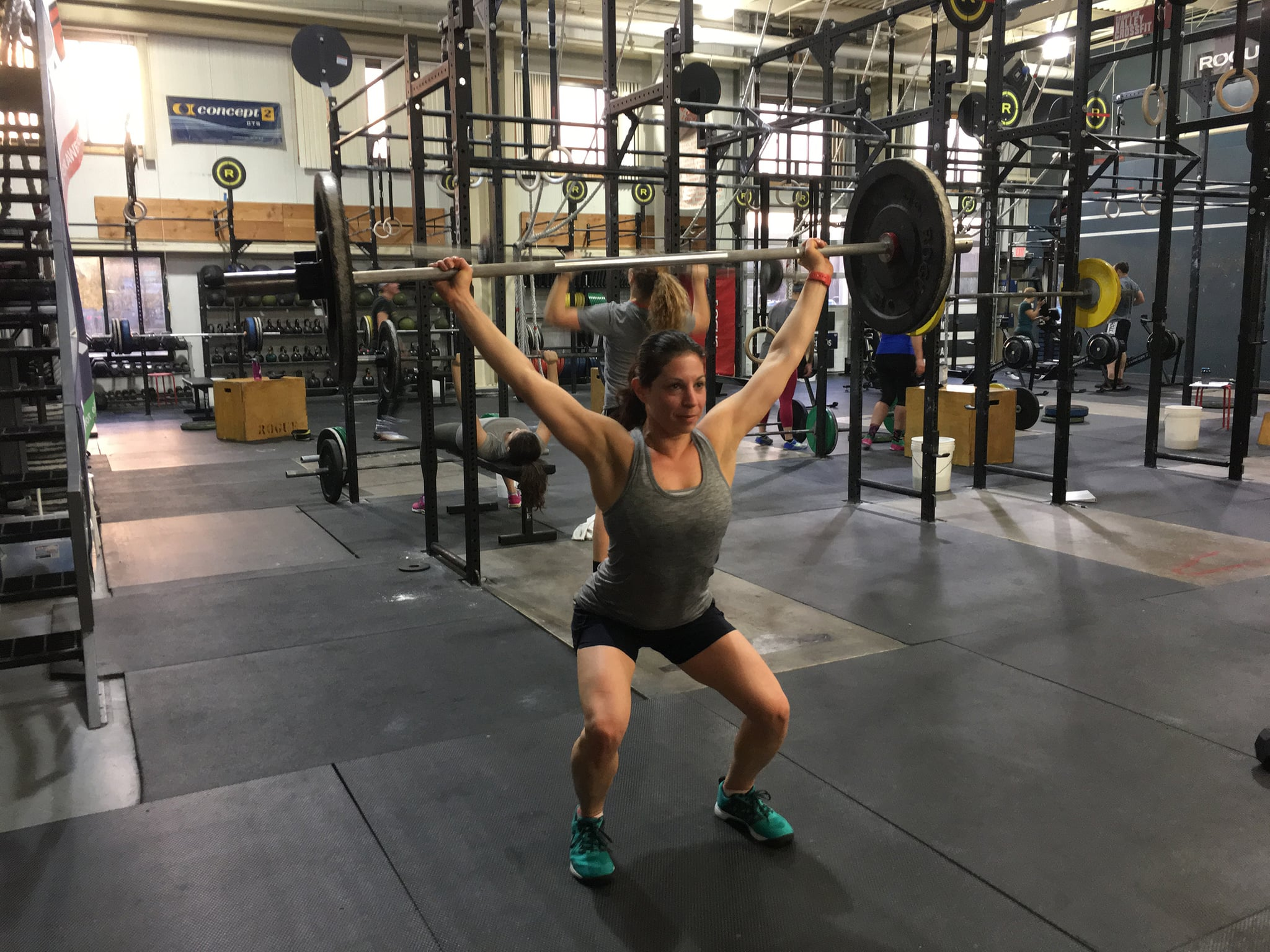 If You Want to Get Stronger, Follow This CrossFit Coach's Simple Advice