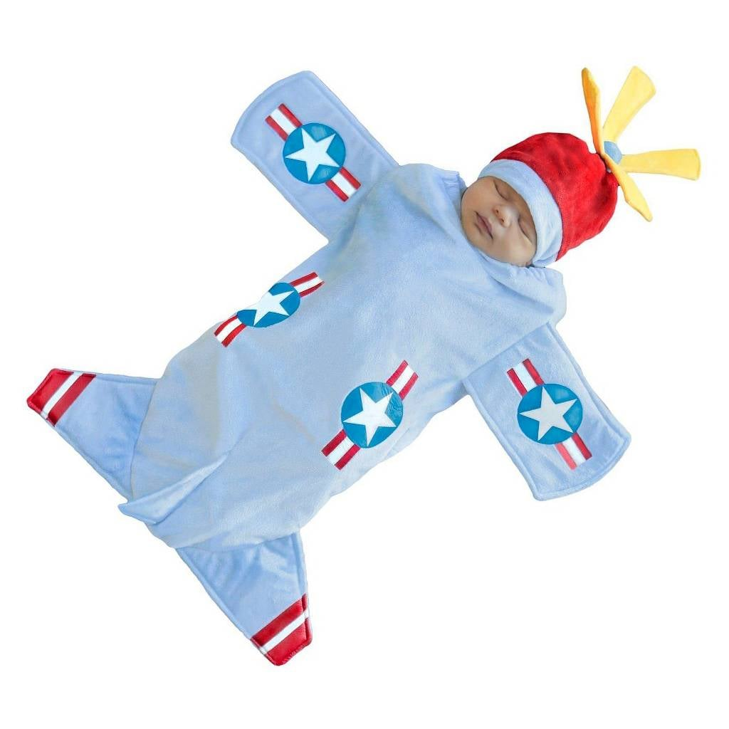 Infant Bennett Bomber Bunting Costume