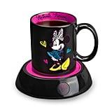 Minnie Mouse Mug Warmer and Mug