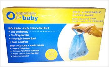 Diaper Trash Bags