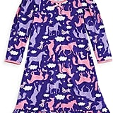 Flying Unicorn Nightgown