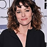 For her appearance at the Dazed and Confused 20th anniversary screening, actress Parker Posey opted for casual-cool curls with caramel-toned highlights dispersed throughout.