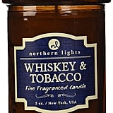 Northern Lights Candles Whiskey & Tobacco Spirit Candle