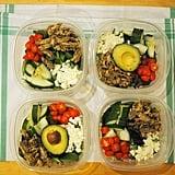 Lunch: Pesto Chicken Salad