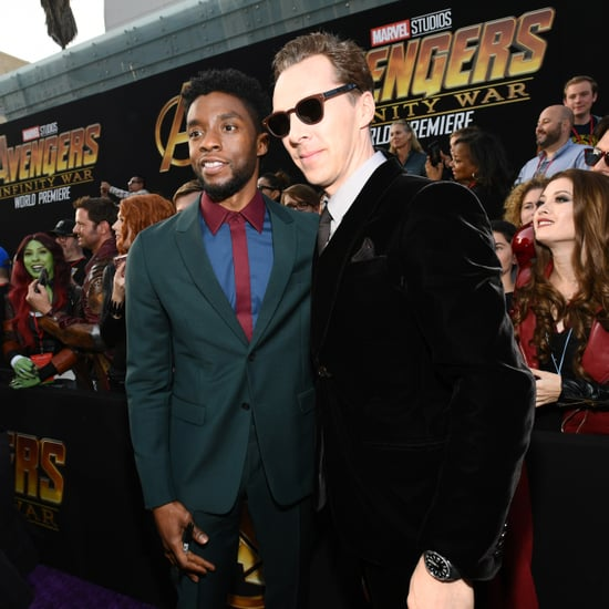 Celebrities at Avengers Infinity War Premiere 2018