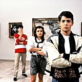 Ferris, Sloane, and Cameron From Ferris Bueller's Day Off