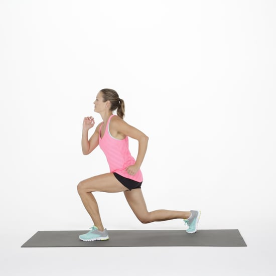 Quick Full-Body Bodyweight Workout
